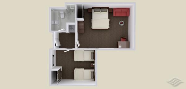 family suite atlantis hotel